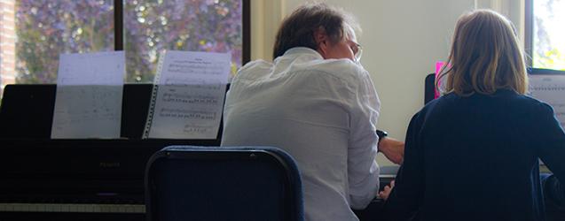 Proefles piano spelen Haarlem